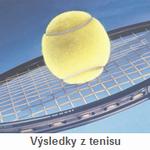 Výsledky z tenisu