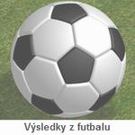 Výsledky z futbalu